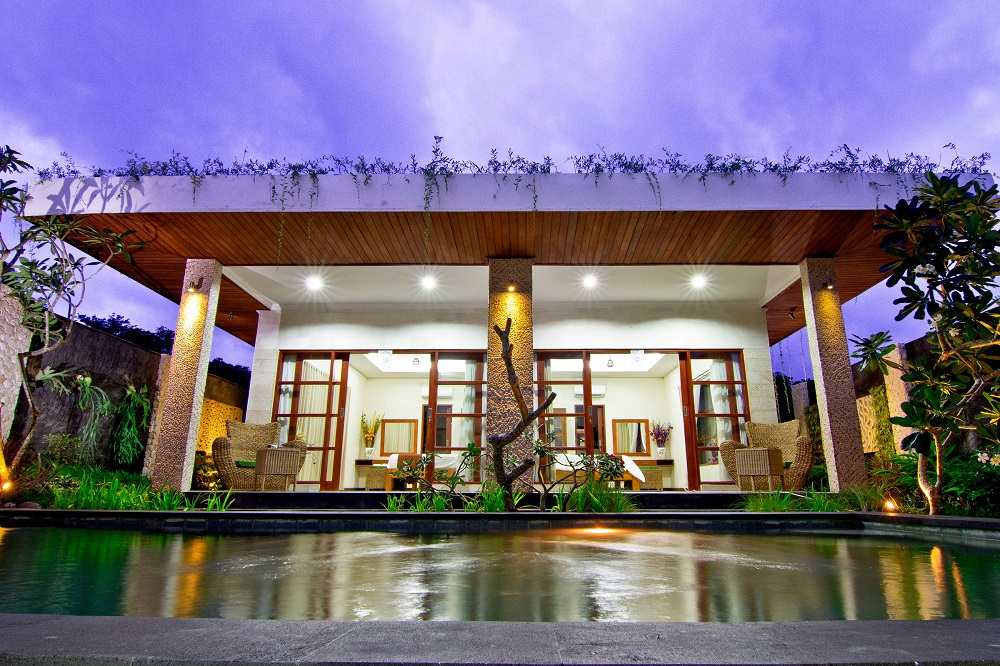 Rental Budget Bali Villas with pool